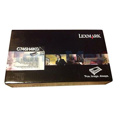 LEXMARK C748 RP TONER CART BLACK 12K TAA